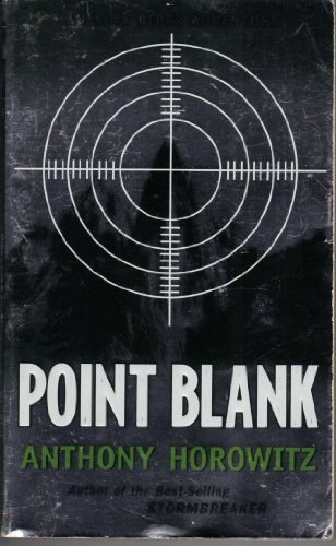 Anthony Horowitz Point Blank (an Alex Rider Adventure)