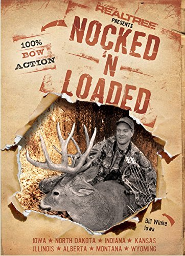 Realtree Outdoors Product Nocked N Loaded DVD
