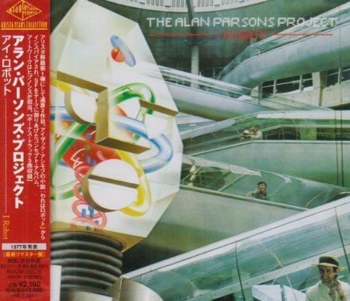 Alan Parsons Project I Robot