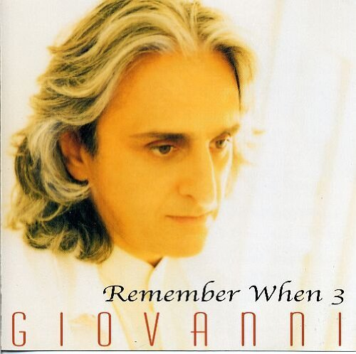 Giovanni Marradi Remember When 3 Giovanni
