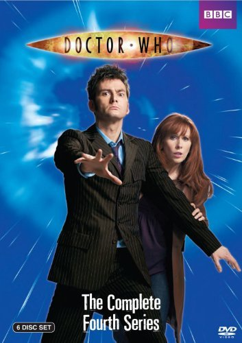 Doctor Who Series 4 Doctor Who Nr 6 DVD