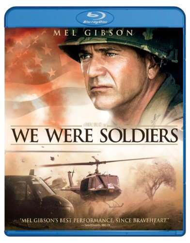 We Were Soldiers Elliott Gibson Kinnear Blu Ray Ws R