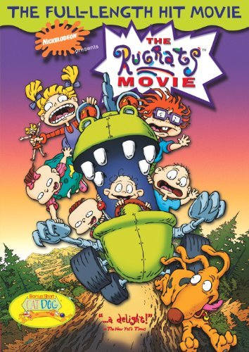 Rugrats Movie Rugrats Movie DVD Rugrats Movie