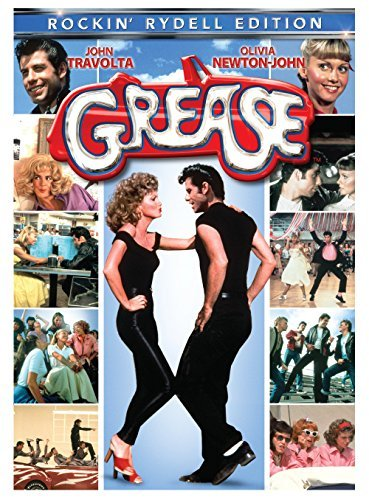 Grease Travolta Channing Newton John DVD Pg Ws
