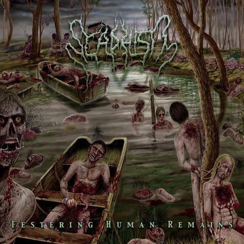Scaphism Festering Human Remains