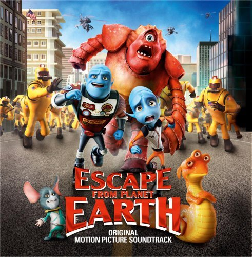 Escape From Planet Earth Soundtrack Import Gbr