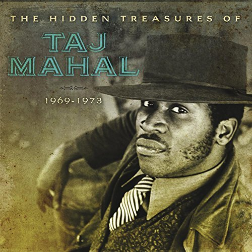 Taj Mahal Hidden Treasures 180gm Vinyl Hidden Treasures