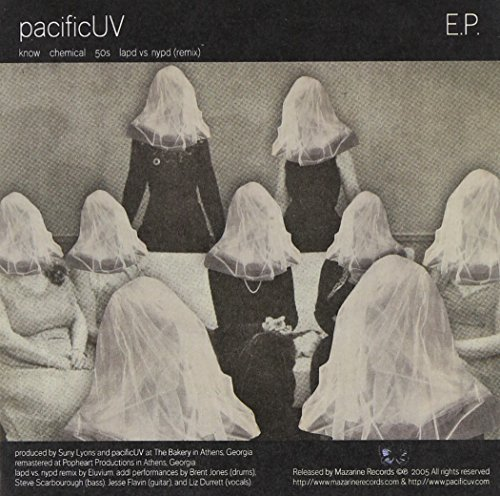 Pacificuv Ep & Chrysalis