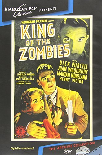 King Of The Zombies (1941) Purcell Woodbury DVD Mod This Item Is Made On Demand Could Take 2 3 Weeks For Delivery