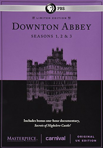 Downton Abbey Seasons 1 3 DVD Nr