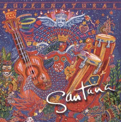 Santana Supernatural Feat. Clapton Eagle Eye Hill