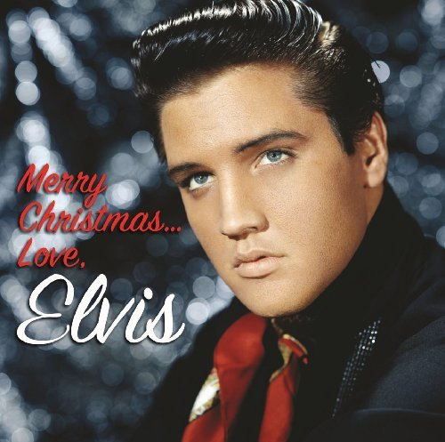 Elvis Presley Merry Christmas Love Elvis