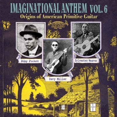 Imaginational Anthem Vol. 6 Origins Of American Pri