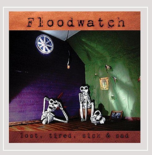 Floodwatch Lost Tired Sick & Sad CD R