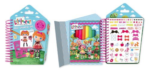 Toy Lalaloopsy Mini Drawing Set