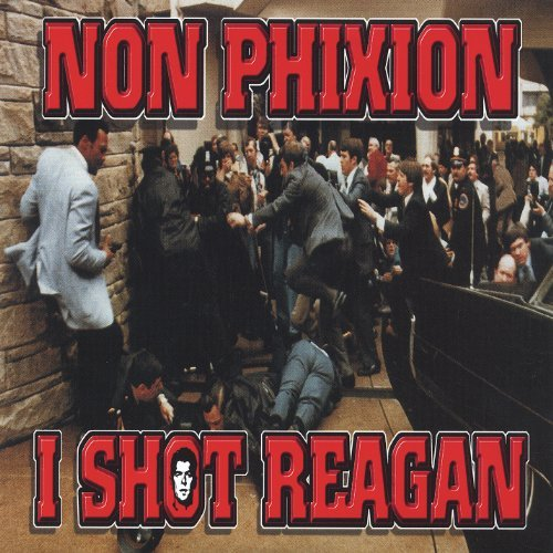 Non Phixion I Shot Reagan 7 Inch Single