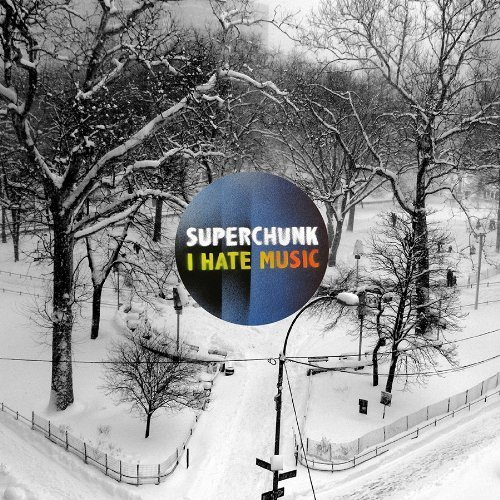 Superchunk I Hate Music 150gm Orange Vinyl Lmtd Ed. Incl. 7 Inch Download Coupon