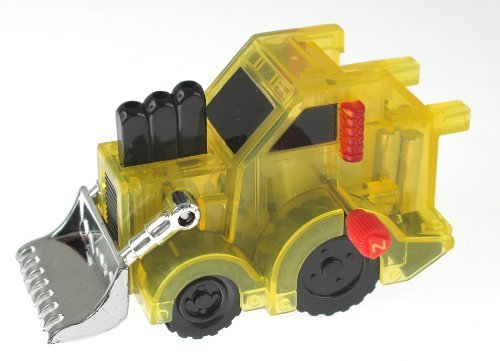 Wind Up Bulldozer Billy
