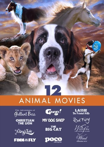 Family Film 12 Pack Animal Mov Family Film 12 Pack Animal Mov Nr