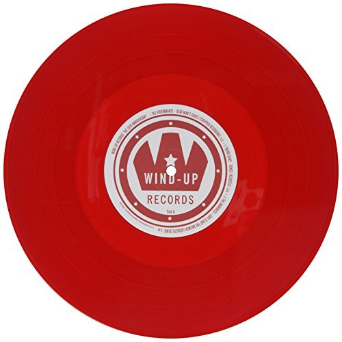 Wind Up Records The 15th Anniversary Lmtd Ed. 10 Inch Vinyl Red Vinyl