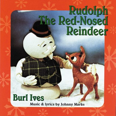 Burl Ives Rudolph The Red Nosed Reindeer