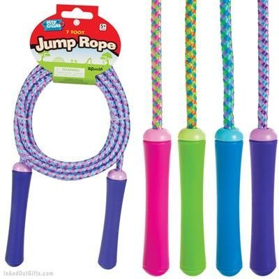 Toy 7' Jump Rope (24)