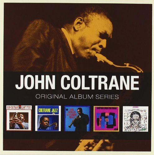 John Coltrane Original Album Series 5 CD