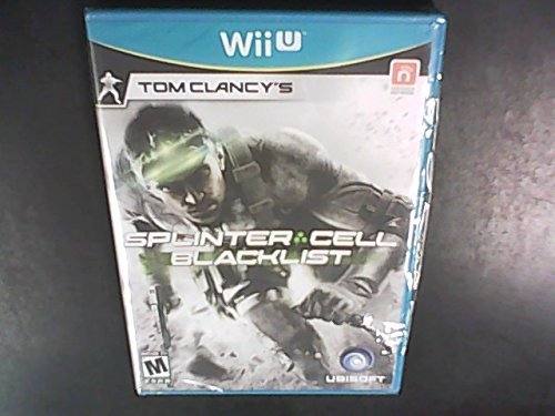 Wii U Tom Clancy's Splinter Cell Blacklist Signature Edition