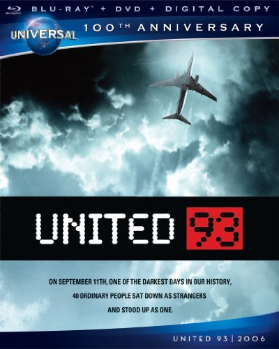 United 93 United 93 Blu Ray Ws 100th Anniv. Ed. Nr Incl. DVD Dc