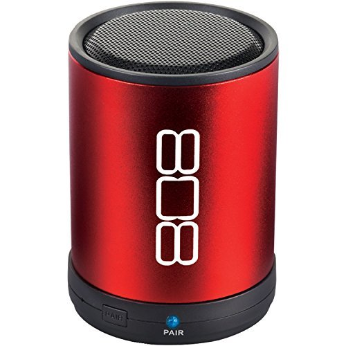 Speaker Canz Wireless Speaker Red 6