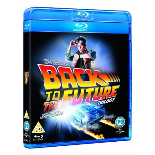 Back To The Future Trilogy Back To The Future Trilogy Import Gbr