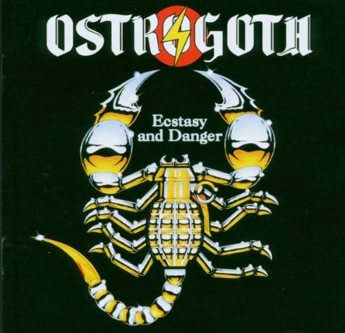 Ostrogoth Ecstacy & Danger Full Import Eu Incl. Bonus Track