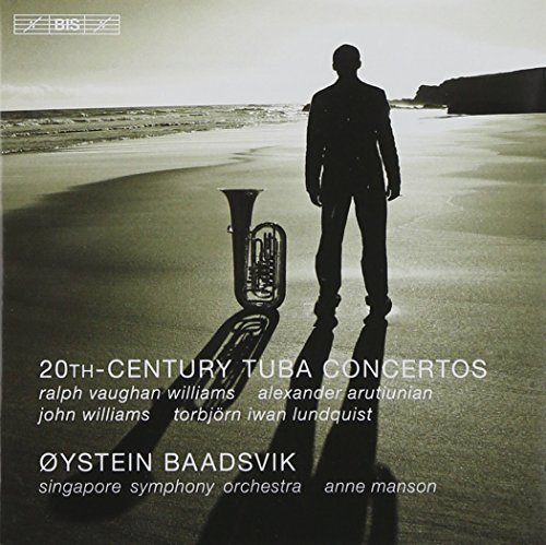 Williams Arutiunian Lundquist 20th Century Tuba Cons Baadsvik (tuba) Manson Singapore So