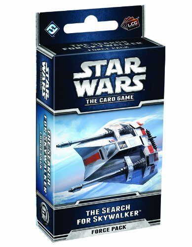 Star Wars Lcg The Search For Skywalker Force Pack