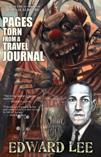 Edward Lee Pages Torn From A Travel Journal