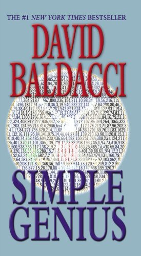 David Baldacci Simple Genius