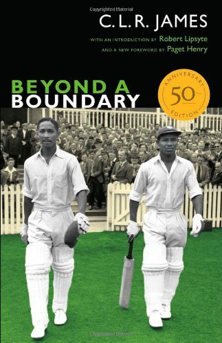 C. L. R. James Beyond A Boundary 0050 Edition;anniversary