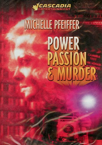 Power Passion & Murder Pheiffer Mcgavin Clr Chnr