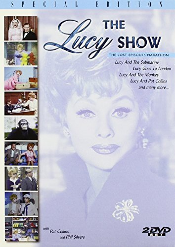 Lucy Lucy Show #3 2 DVD Set