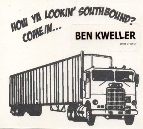 Ben Kweller How Ya Lookin' Southbound?
