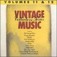 Vintage Music Collectors Series Vol. 11 12 Original Classic Oldies
