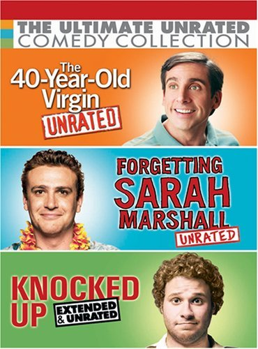 Ultimate Unrated Comedy Collection Forgetting Sarah Marshall 40 Year Old Virgin Knock