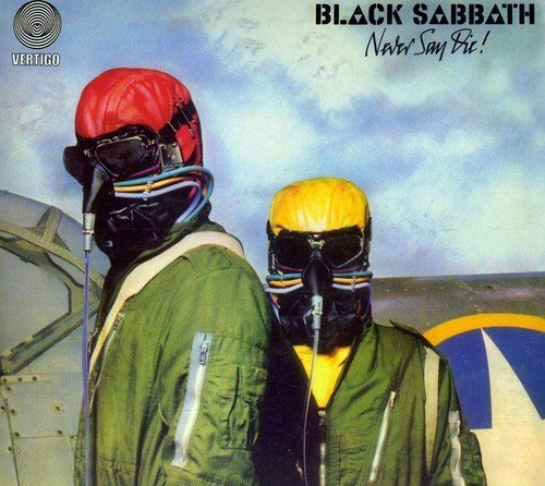Black Sabbath Never Say Die! 2009 Remastered Import Gbr