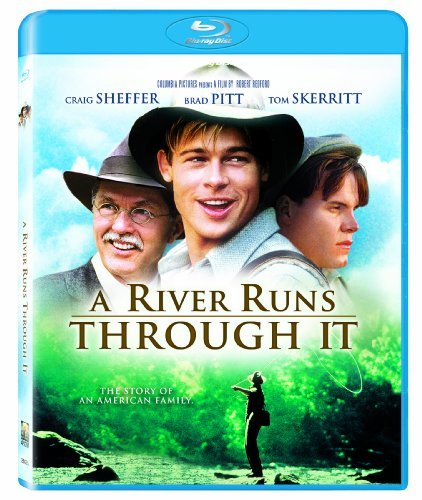 River Runs Through It Sheffer Pitt Skerritt Blu Ray Ws Pg