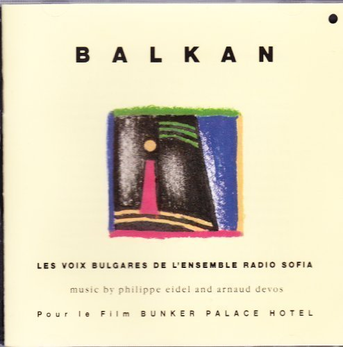 Les Voix Bulgares De L'ensemble Radio Sofia Balkan Mysterious Voices