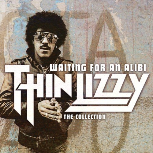 Thin Lizzy Waiting For An Alibi The Coll Import Eu