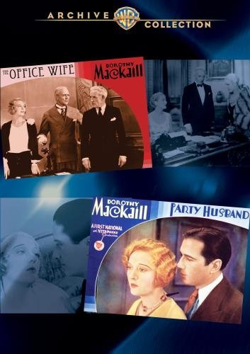 Office Wife Party Husband Mackaill Dorothy DVD Mod This Item Is Made On Demand Could Take 2 3 Weeks For Delivery