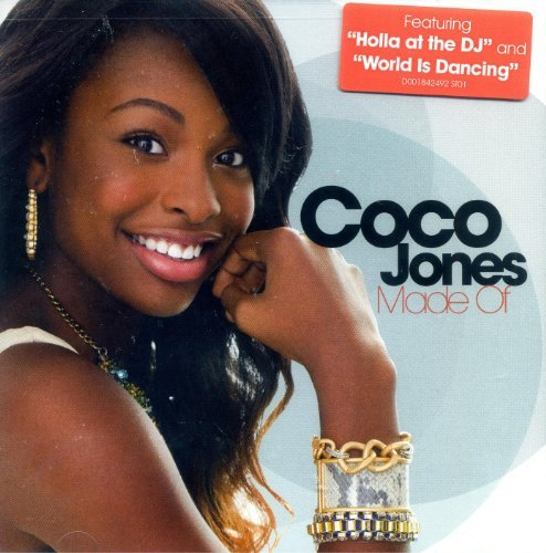 Coco Jones Made Of [ep]