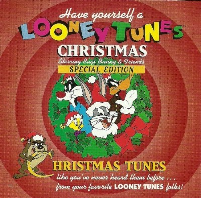 Bugs Bunny & Friends Have Yourself A Looney Tunes Christmas Starring B