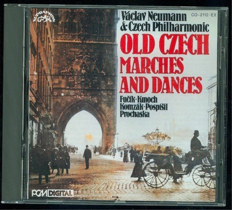 Vaclav Neumann & Czech Philharmonic Old Czech Marches & Dances